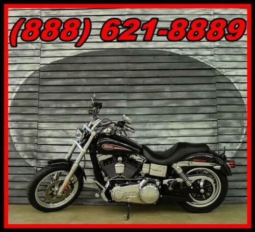 2007 Harley-Davidson Dyna Low Rider Black for sale