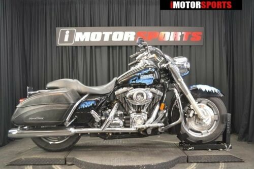 2007 Harley-Davidson FLHRS - Road King Custom -- Black for sale