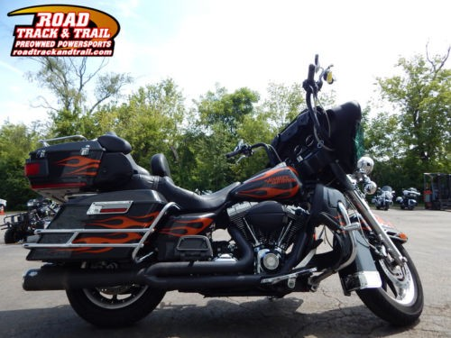 2007 Harley-Davidson FLHTCU - Electra Glide® Ultra Classic -- Gray for sale