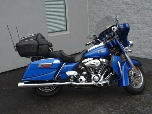 2007 Harley-Davidson Flhtcuse Blue for sale
