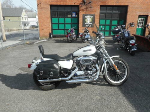 2007 Harley-Davidson Sportster Black for sale craigslist
