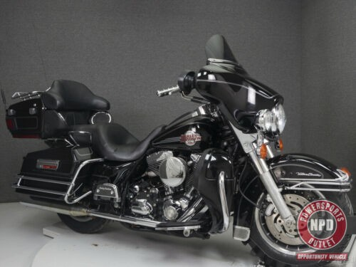 2007 Harley-Davidson Touring VIVID BLACK for sale craigslist