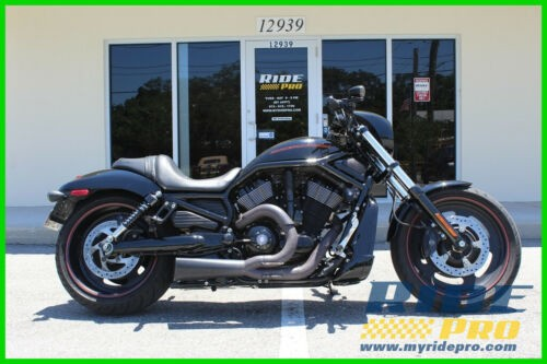 2007 Harley-Davidson V-ROD Night Rod® Black craigslist