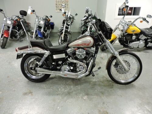 2007 Harley-Davidson WIDEGLIDE -- BURG for sale
