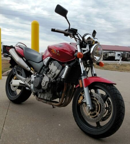 2007 Honda 919™ -- Red for sale
