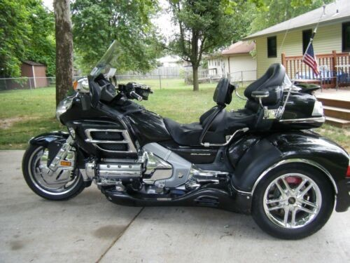 2007 Honda Gold Wing Black for sale craigslist