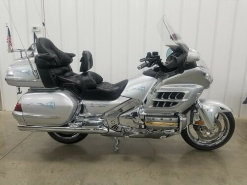 2007 Honda Gold Wing Silver for sale craigslist