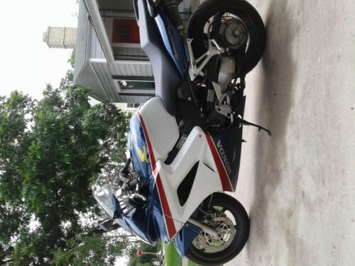 2007 Honda Interceptor White for sale craigslist