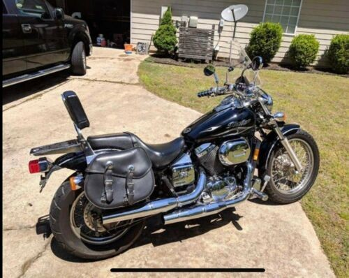 2007 Honda Shadow -- BLK for sale