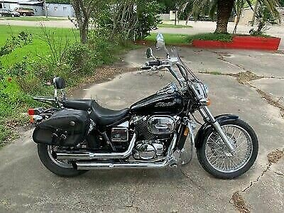 2007 Honda Shadow Black for sale craigslist