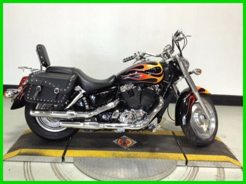2007 Honda Shadow Sabre Black/Flames for sale craigslist