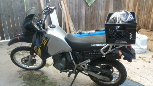 2007 Kawasaki KLR Black for sale craigslist
