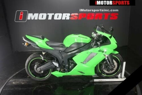 2007 Kawasaki Ninja -- Green for sale craigslist