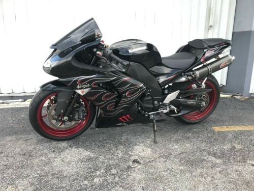 2007 Kawasaki ZX10R SPECIAL EDITION for sale