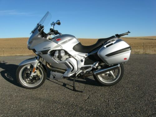 2007 Moto Guzzi Norge 1200 Silver for sale craigslist