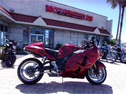 2007 Suzuki GSX-R HAYABUSA Red for sale