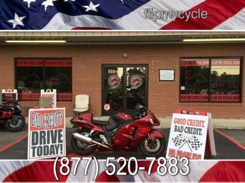 2007 Suzuki GSX1300R Hayabusa LE -- Red for sale craigslist