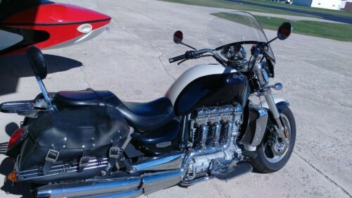 2007 Triumph Rocket III Tan for sale craigslist