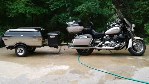 2007 Yamaha Royal Star Black/Gold craigslist