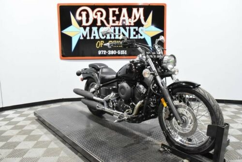 2007 Yamaha V Star 650 Custom - XVS65W -- Raven for sale craigslist