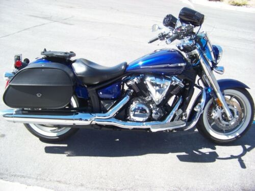 2007 Yamaha V Star 1300 Blue for sale craigslist