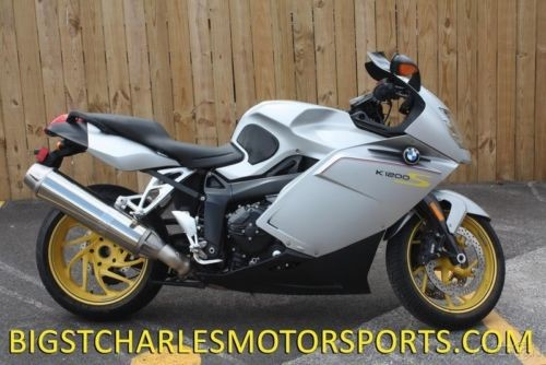 2008 BMW K-Series 1200 S Silver for sale