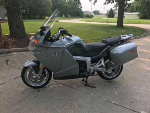 2008 BMW K1200GT Silver for sale craigslist