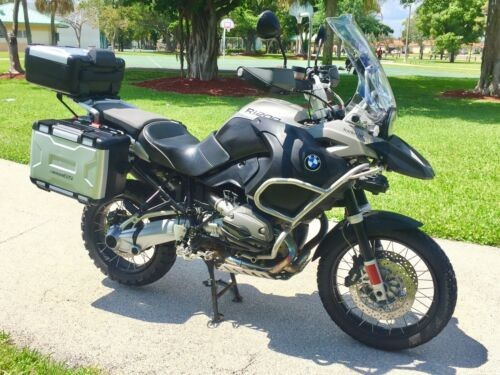 2008 BMW R-Series Gray for sale