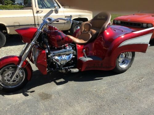 2008 Boss Hoss 57 Chevy trike Red for sale craigslist