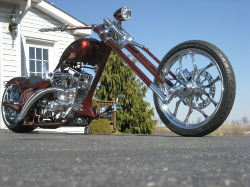 2008 Custom Built Motorcycles Pro Street Copper Candy for sale