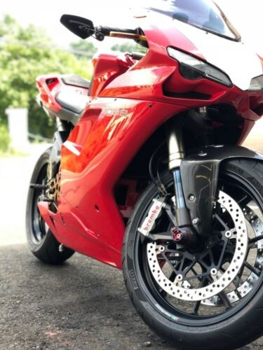 2008 Ducati Superbike Red for sale