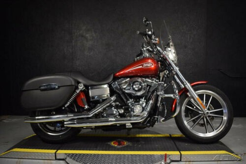 2008 Harley-Davidson Dyna FXDL - Low Rider 127 CANDY RED SUN W/PINSTRI for sale craigslist