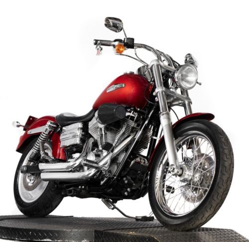 2008 Harley-Davidson Dyna Candy Red Sunglo for sale craigslist