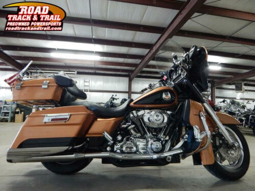 2008 Harley-Davidson FLHX - Street Glide® 105th Anniversary Edition -- Black for sale