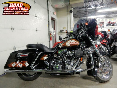 2008 Harley-Davidson FLHX - Street Glide® -- Black for sale