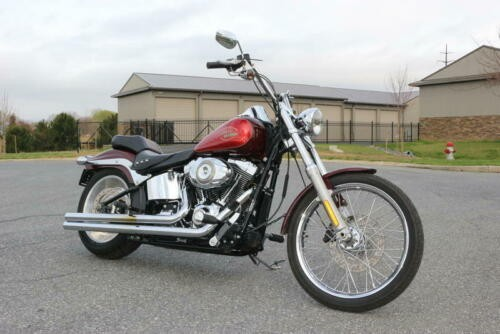 2008 Harley-Davidson FXSTC - Softail® Custom -- -- for sale craigslist