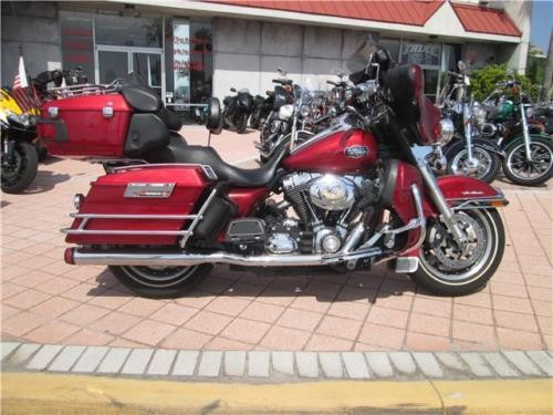 2008 Harley-Davidson Other -- Red for sale craigslist