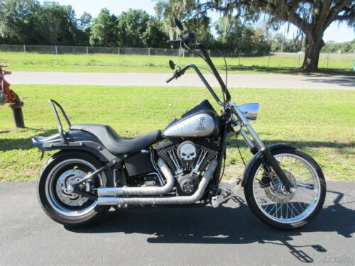 2008 Harley-Davidson Softail Night Train® Black for sale craigslist