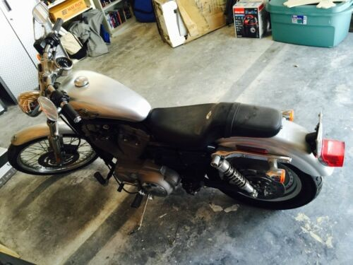 2008 Harley-Davidson Sportster Black for sale craigslist