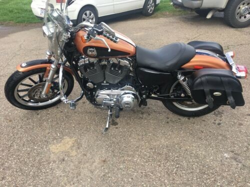 2008 Harley-Davidson Sportster Copper and Black craigslist