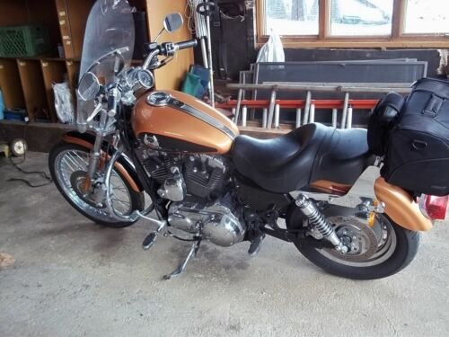 2008 Harley-Davidson Sportster Copper for sale craigslist
