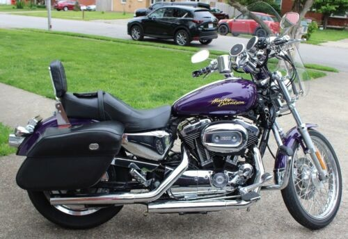 2008 Harley-Davidson Sportster Purple for sale craigslist