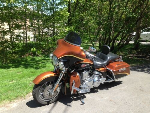 Harley-Davidso<wbr/>n: Touring BLACK AND COPPER for sale