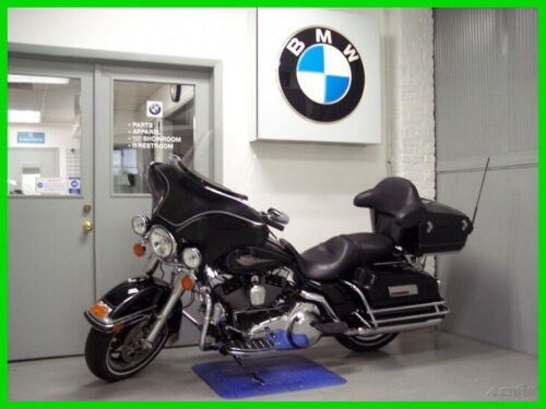 2008 Harley-Davidson Touring Electra Glide® Classic Black for sale