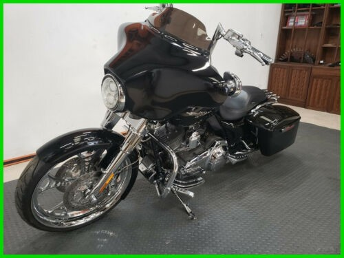 2008 Harley-Davidson Touring Street Glide™ CVO Black for sale craigslist