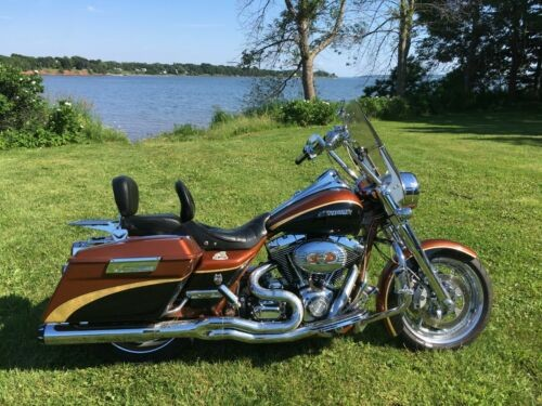 2008 Harley-Davidson Touring Brown craigslist