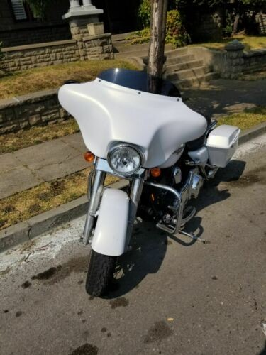 2008 Harley-Davidson Touring White for sale craigslist