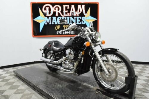 2008 Honda Shadow 750 Spirit - VT750C2 -- Black for sale