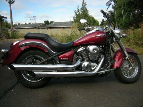 2008 Kawasaki Vulcan for sale