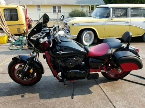 2008 Kawasaki Vulcan Black for sale